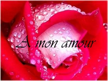 poeme d'amour mon amour